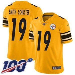 Steelers JuJu Smith-Schuster 100th Season Jersey